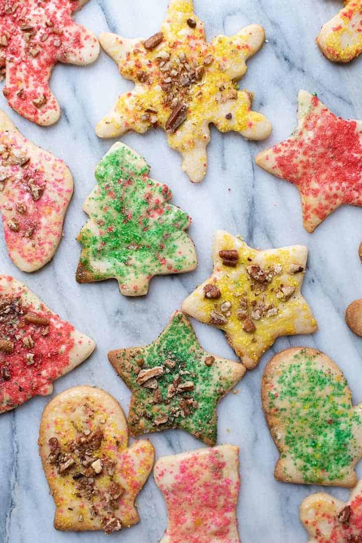 teekuchen cut-out cookies | superman cooks