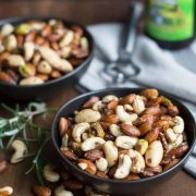 spiced party nuts | superman cooks