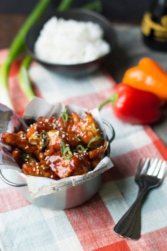 spicy korean boneless chicken wings | superman cooks
