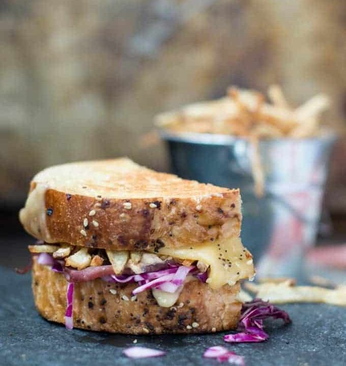 Steel City Grilled Cheese | superman cooks