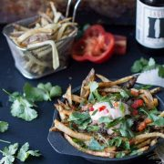 south of the border fries | superman cooks