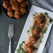 sweet & saucy Cambodian style meatballs | superman cooks