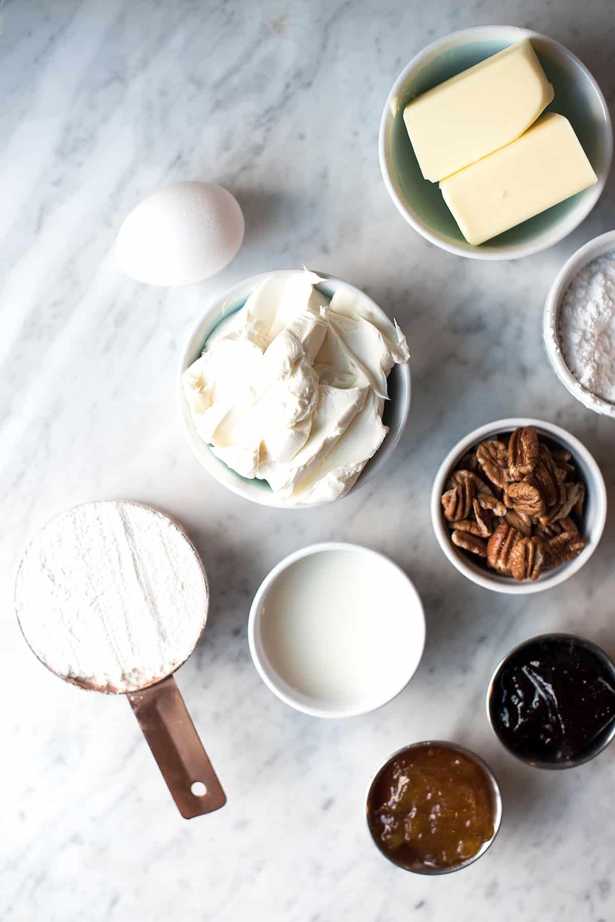 moms Vienna Tarts ingredients
