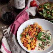 manhattan style gnocchi | superman cooks