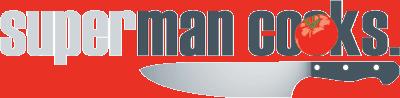 superman cooks logo